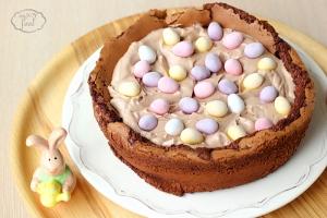 Tort - Cuib de oua de Pasti